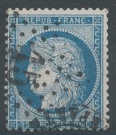 Lot N°46899  N°60, Obli étoile Chiffrée 15 De PARIS (R. Bonaparte) - 1871-1875 Cérès