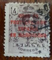 #35A# MARRUECOS EDIFIL 79 USED - Marruecos Español