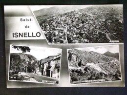 SICILIA -PALERMO -ISNELLO -F.G. LOTTO N°608 - Palermo