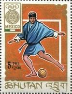 Jeux Olympiques (Football) - Bhoutan - 1964 - Bhoutan