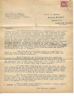 Facture 1944 / 52 NOGENT En BASSIGNY / THUILLIER LEFRANT / Forges De COTE TAILLEE / Militaria Pb Approvisionnement - Documents