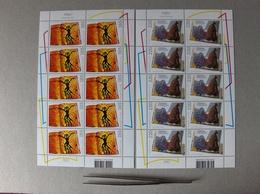 EUROPA CEPT ANNO 2010 ISLANDA ISLAND FOGLIETTI /SHEETS NUOVI FDC - Europa-CEPT