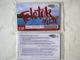 RARE   TOKEKAU TOP  MINT - Phonecards