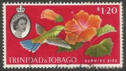 Trinidad & Tobago. 1960-67 QEII. $1.20 Used. SG 296 - Trinidad & Tobago (...-1961)