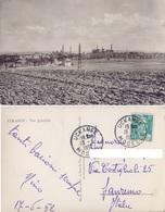 Uckange. Panorama. Fotografica. Viaggiata 1952 - Other Municipalities