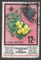 Trinidad & Tobago. 1969 Definitives. 12c Used. SG 345 - Trinidad & Tobago (1962-...)
