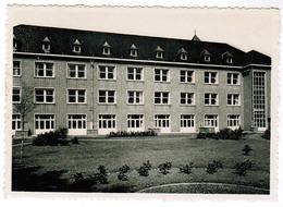 Deinze Sint Vincentiuskliniek, Zijgevel (pk55624) - Deinze