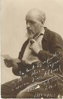 SUPERBE PHOTO DEDICACEE - Artiste Basse LUCIEN VAN EBBERGH - 1923 - Artiesten