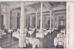 GRAND HOTEL DU QUIRINAL SALLE A MANGER   AUTENTICA 100% - Bar, Alberghi & Ristoranti