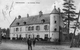 CPA 59 Nord Thumeries Château Blanc - France