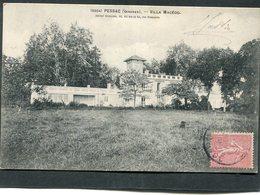 CPA - PESSAC - Villa Macédo - Pessac