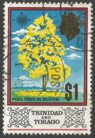 Trinidad & Tobago. 1969 Definitives. $1 Used. SG 352 - Trinidad & Tobago (1962-...)