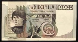 10000 LIRE DEL CASTAGNO 1978  Spl LOTTO 1957 - 10000 Lire