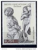 "FR YT 3558 "" Michel-Ange "" 2003 Neuf** - Unused Stamps"