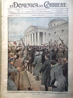 La Domenica Del Corriere 25 Marzo 1917 WW1 Asiago Gambrinus Carletti Bagdad Duma - Guerra 1914-18