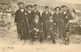 Dép 20 - 2A - 2B - Corse - Types Corses - Bandits  ? - A Identifier - J. Moretti - Pas De Numéro - Bon état Général - Francia