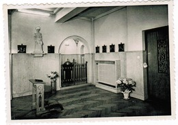 Deinze Sint Vincentiuskliniek, Doopvont (pk55628) - Deinze
