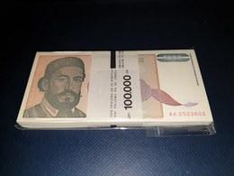 BUNDLE UNC 100 PIECES - YUGOSLAVIA 1000 DINARA 1994. UNC - Yugoslavia