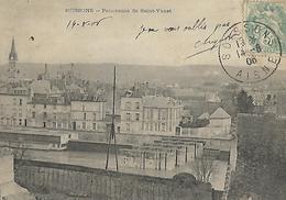 Soissons   SAINT WAAST - Soissons