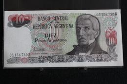 M-An / Billet  - Argentine - Republica  Argentina -  10 Peso Argentino ( Cataratas Del Iguazu ) / Année ? - Argentine