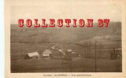 19 ACHAT DIRECT ☺♦♦ ALBUSSAC < VUE D'ENSEMBLE - Autres Communes