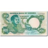 Billet, Nigéria, 20 Naira, 2001, KM:26g, NEUF - Nigeria