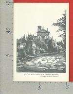 CARTOLINA NV ITALIA - ROMA - Via Sacra E Chiesa Di S. Francesca Romana - Disegno Di Enzo Cassani - ILLUSTRATA - 10 X 15 - Chiese