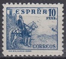 ESPAÑA 1939 Nº 831 NUEVO - 1931-50 Usados