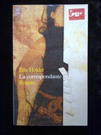 Eric Holder: La Correspondante/ J'ai Lu, 2002 - Bücher, Zeitschriften, Comics