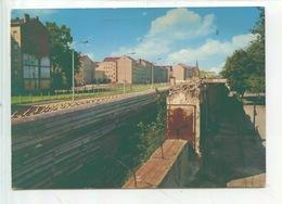 Berlin : Die Mauer An Der Bernauer Strabe (le Mur Rue Bernauer) - Mur De Berlin