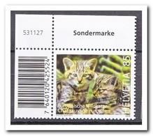 Zwitserland 2009, Postfris MNH, Cats - Zwitserland