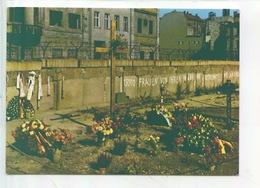 Berlin : Mahnmal Peter Fetcher Am Checkpoint Charlie (mémorial) - Mur De Berlin