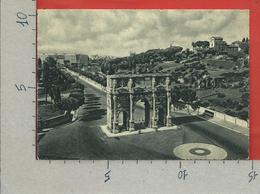 CARTOLINA NV ITALIA - ROMA - L'Arco Di Costantino - Fotoseta - 10 X 15 - Roma