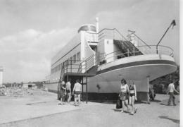 AK 0189  Kulkwitz ( Kreis Leipzig ) - Schiffsgaststätte / Ostalgie , DDR Um 1977 - Leipzig