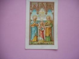 DEVOTIE-BEELTENIS H FAMILIE - Religion & Esotericism