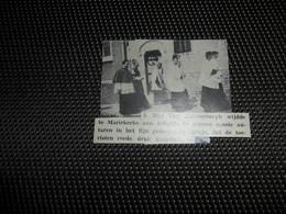 """Origineel Knipsel ( 2549 ) Uit Tijdschrift """" Ons Volk """"  1934 :    Mariekerke - Vieux Papiers"""