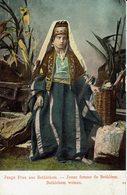 BETHLEEM-JEUNE FEMME JUIVE-JUDAICA-JEWISH WOMAN - Israel