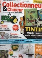 Livres, BD, Revues > Français > Non Classés Collectionneur Et Chineur N° 250 Tintin,tracteurs A Pedales - Livres, BD, Revues