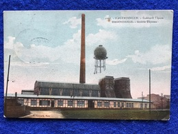 France - Hagondange - Aciérie Thyssen - Hagendingen - Stahlwerk Thyssen (06.03.1915) à Dudelange - Hagondange
