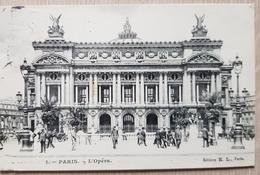 France Paris L'Opera 1910 - France