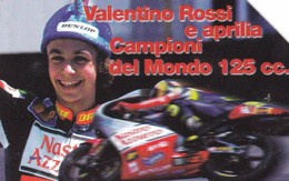 SCHEDA TELEFONICA  VALENTINO ROSSI  SCADENZA 31/12/1999 USATA - Italy
