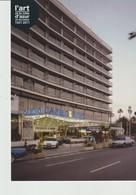C.P.- PHOTO - L'ART CONTEMPORAIN ET LA COTE D'AZUR - 1951 - 2011 - CASINO RUHL - LA STATION - EXPOSITION N° 29 - Niza