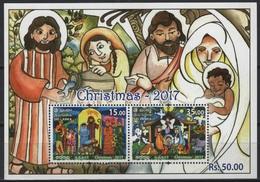 Sri Lanka (2017) - Block -  /   Christmas - Noel - Navidad - Natale - Weihnachten - Noël
