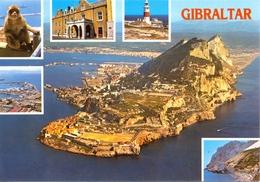 Gibraltar - Multivues- Estoril Ltd Nº 12 - 6334 - Gibraltar