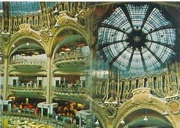 Cpsm -   Paris -  Coupole Des  Galeries Lafayette        AH1180 - France