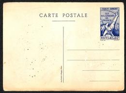 """ENTIER POSTAL """"LES ECLAIREURS DE FRANCE"""" - Entiers Postaux"""
