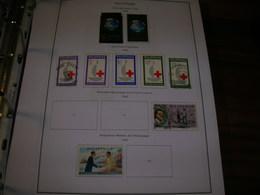 Filippine PO 1963 Cent.Red Cross  Scott.884/888+See Scan On Scott.Page; - Philippines