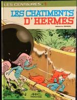 SERON - Les Centaures 1 - Les Châtiments D'Hermès - MC Productions - ( 1988 ) . - Livres, BD, Revues