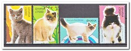 Ghana 2007, Postfris MNH, Cats - Ghana (1957-...)