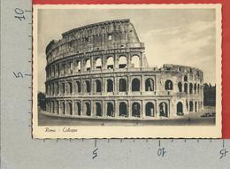 CARTOLINA NV ITALIA - ROMA - Il Colosseo - Brunner & C - 10 X 15 - Colosseo